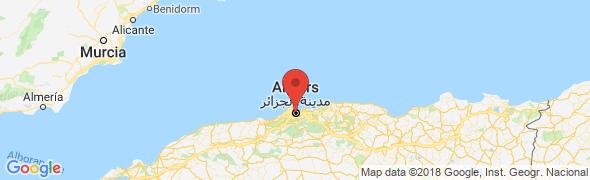 adresse ix-dz.com, Alger, Algérie