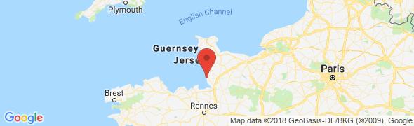 adresse peps-couleurs.fr, Granville, France