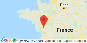 adresse et contact L'atelier Crystel C, La Pommeraie Sur Sèvre, France