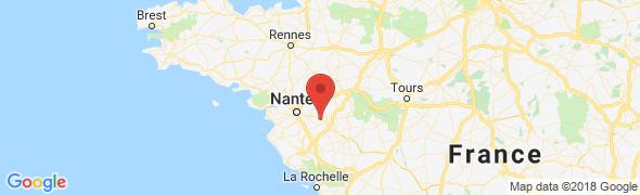 adresse vtc-cholet.fr, Roussay, France