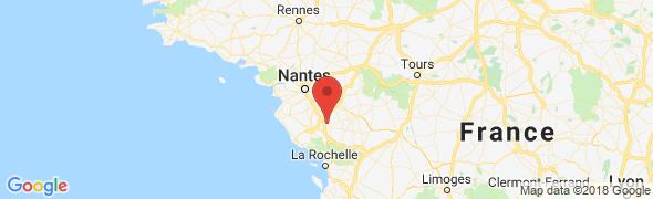 adresse lesperance-vendee.com, Sainte-Cécile, France