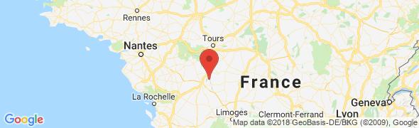 adresse esthetique-corrine.com, Bonneuil Matours, France