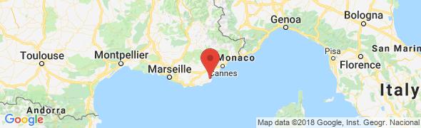 adresse residencepinede.fr, Saint-Tropez, France