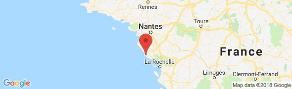 adresse coursalbert.fr, Olonne-sur-Mer, France