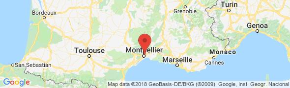 adresse allees-privees.fr, Castelnau-Le-Lez, France