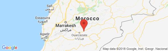 adresse kasbah-elmehdaoui.ma, Ouled Merzoug, Maroc