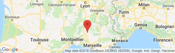 adresse lord-and-sons.com, Gigondas, France
