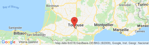 adresse orl-toulouse.pro, Colomiers, France