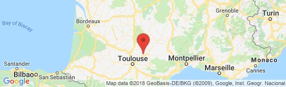 adresse domainebarreau.com, Gaillac, France