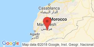 adresse et contact Hôtel Ibn Toumert, Taliouine, Maroc