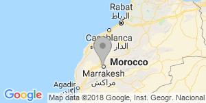 adresse et contact Residence Oumnas, Marrakech, Maroc