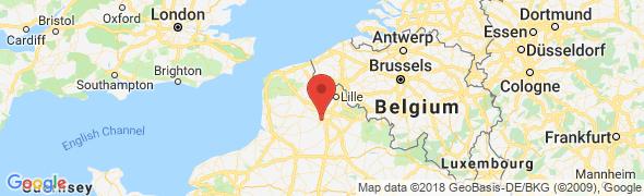adresse vivier-online.com, Sainte Catherine les Arras, France