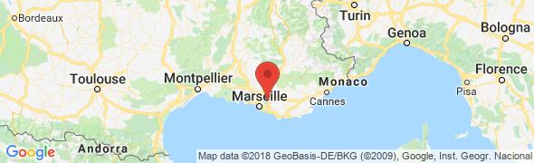 adresse pfm13.fr, Peypin, France