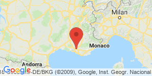 adresse et contact Elodie Giraud, ostéopathe D.O., Aix-en-Provence, France