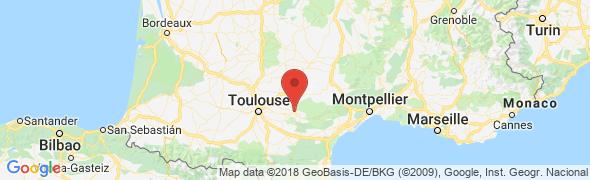adresse letsbegintheshow.com, Castres, France