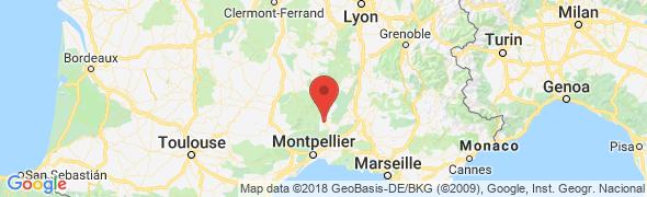 adresse fermemascauvy.free.fr, Saint Christol les Alès, France