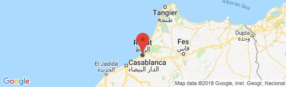 adresse sprachcaffe-rabat.com, Rabat, Maroc