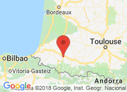 adresse alexandre-castets.fr, Pau, France