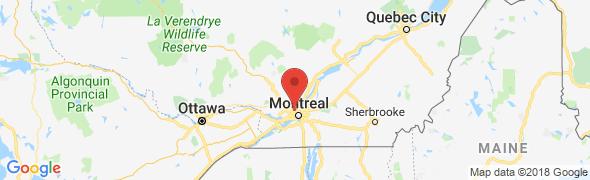 adresse alohayoga.ca, Montréal, Canada