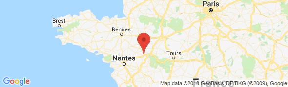 adresse mfr-lameignanne.fr, La Meignanne, France