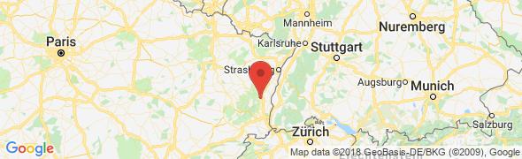 adresse parcsdelafecht.fr, Colmar-Ingersheim, France