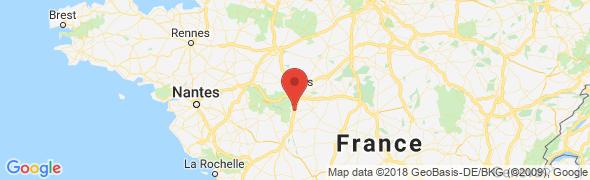 adresse laurentlissy.fr, Sainte Maure de Touraine, France