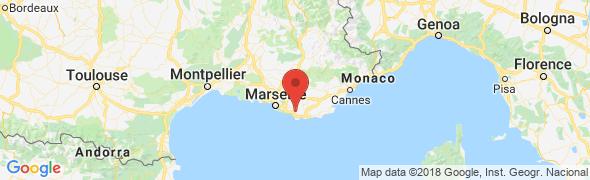 adresse auxisud.fr, Le Beausset, France