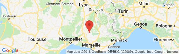 adresse bleu-solo.com, Flassan, France