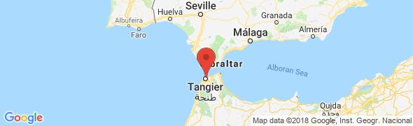 adresse inlab.ma, Tanger, Maroc
