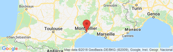 adresse unecom.fr, Castelnau Le Lez, France