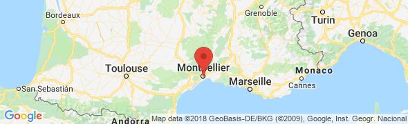 adresse cavesnotredame.com, Montpellier, France