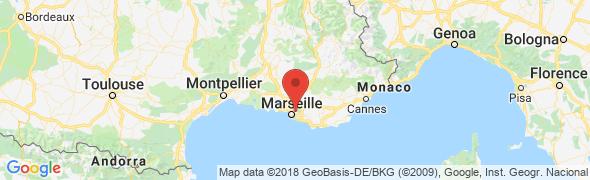 adresse gaz-depannage-marseilles13.fr, Marseille, France