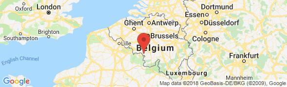 adresse c-party.be, Merbes-le-château, Belgique