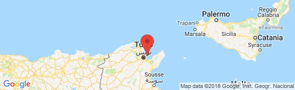 adresse darsaid.com.tn, Sidi Bou Said, Tunisie