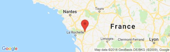 adresse tisse-ta-toile.fr, Niort, France