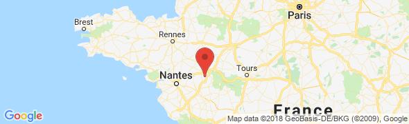 adresse les-passagers-du-vent.fr, Rochefort sur Loire, France