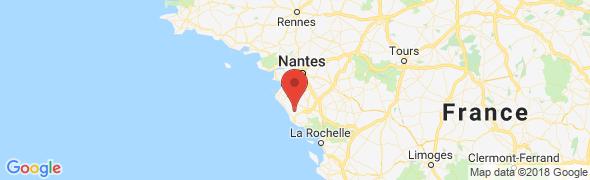 adresse ogite.com/site/laporteacote-vendee, St Julien des Landes, France