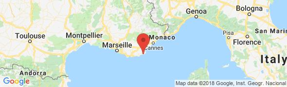 adresse villablancheluxury.com, La Croix-Valmer, France