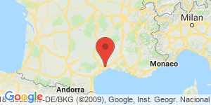 adresse et contact Apoll Print, Saussan, France
