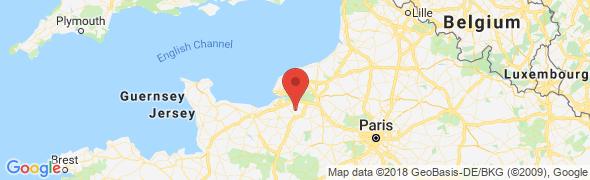 adresse camping-eure-normandie.fr, Saint Georges du Vièvre, France