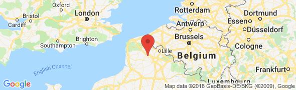 adresse garot-menuiserie.fr, Bruay la Buissière, France