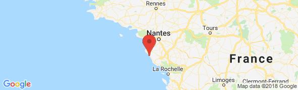 adresse creatweb49.fr, Saint-Hilaire-de-Riez, France