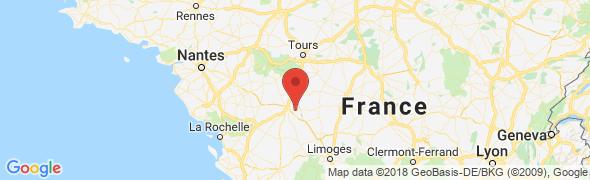 adresse chateaustjulien.com, Saint-Julien-l'Ars, France