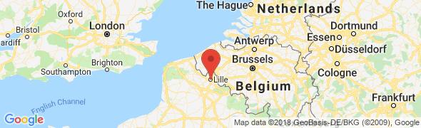 adresse allo-serrurier-lille.com, Lille, France