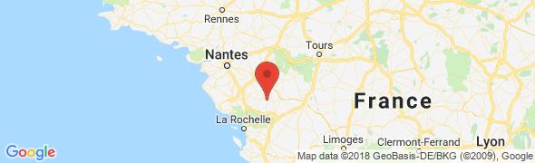 adresse copaero.fr, l'Absie, France
