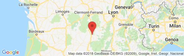 adresse les-fils-du-temps.com, Prunières, France