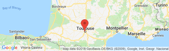 adresse concevo.fr, Toulouse, France