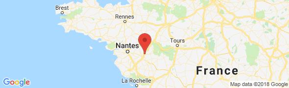adresse mecarect.fr, Trémentines, France