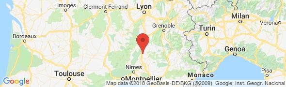 adresse eyguebelle.fr, Valaurie, France