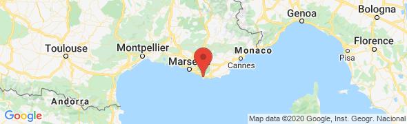 adresse institutbeaute-bienetre.com, Sanary-sur-Mer, France